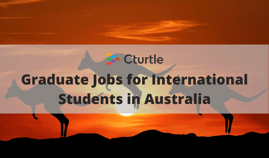Graduate Jobs for International Students in Australia