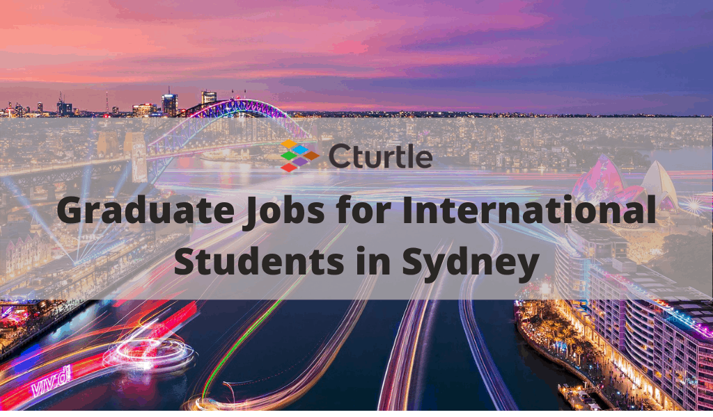 Graduate Jobs for International Students in Sydney