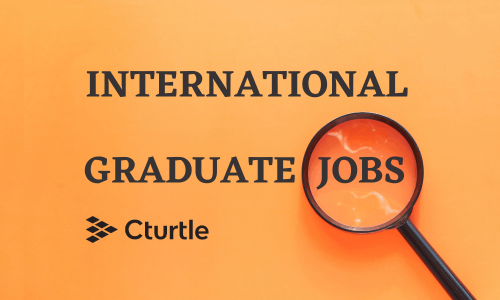 international graduate jobs